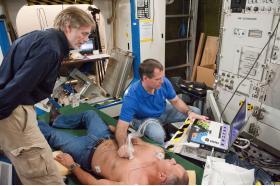 NEUE RICHTUNGEN DES TELEULTRASCHALLS AUS ALLER WELT - WHATSAPP, ROBOTER UND NASA - Bimedis - 1