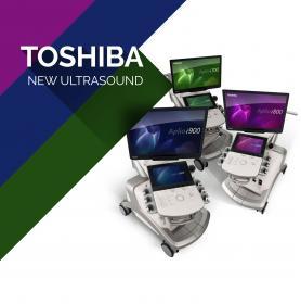 DREI NEUE ULTRASCHALLGERäTE VON TOSHIBA - Bimedis - 1