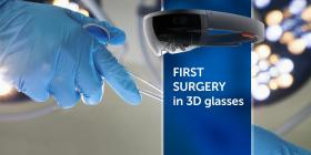 ES WURDE DIE ERSTE OPERATION MIT 3D-BRILLE DURCHGEFüHRT - Bimedis - 1